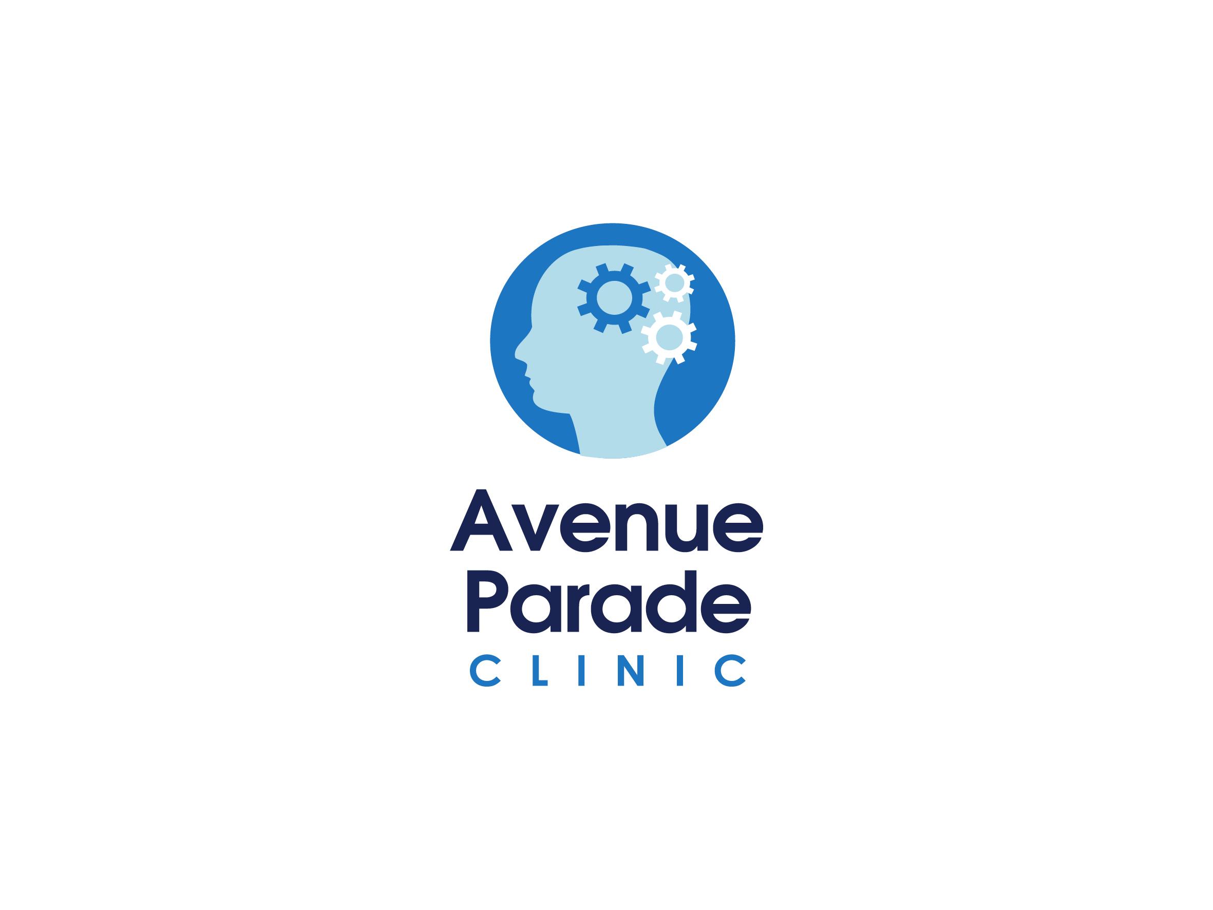 avenue parade clinic logo designed by Dakini Design Saltaire, Shipley, Bradford