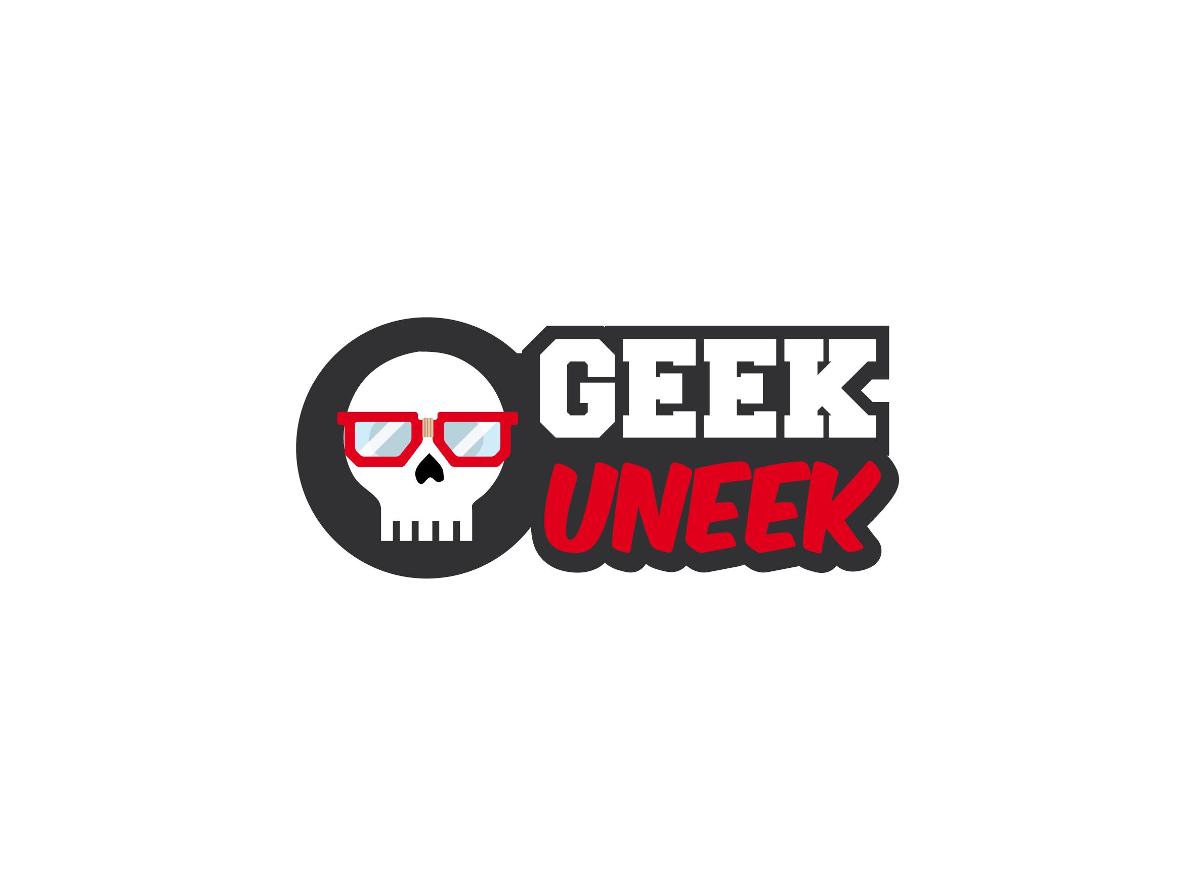 geek uneek skipton shop logo design designed by Dakini Design Saltaire, Shipley, Bradford