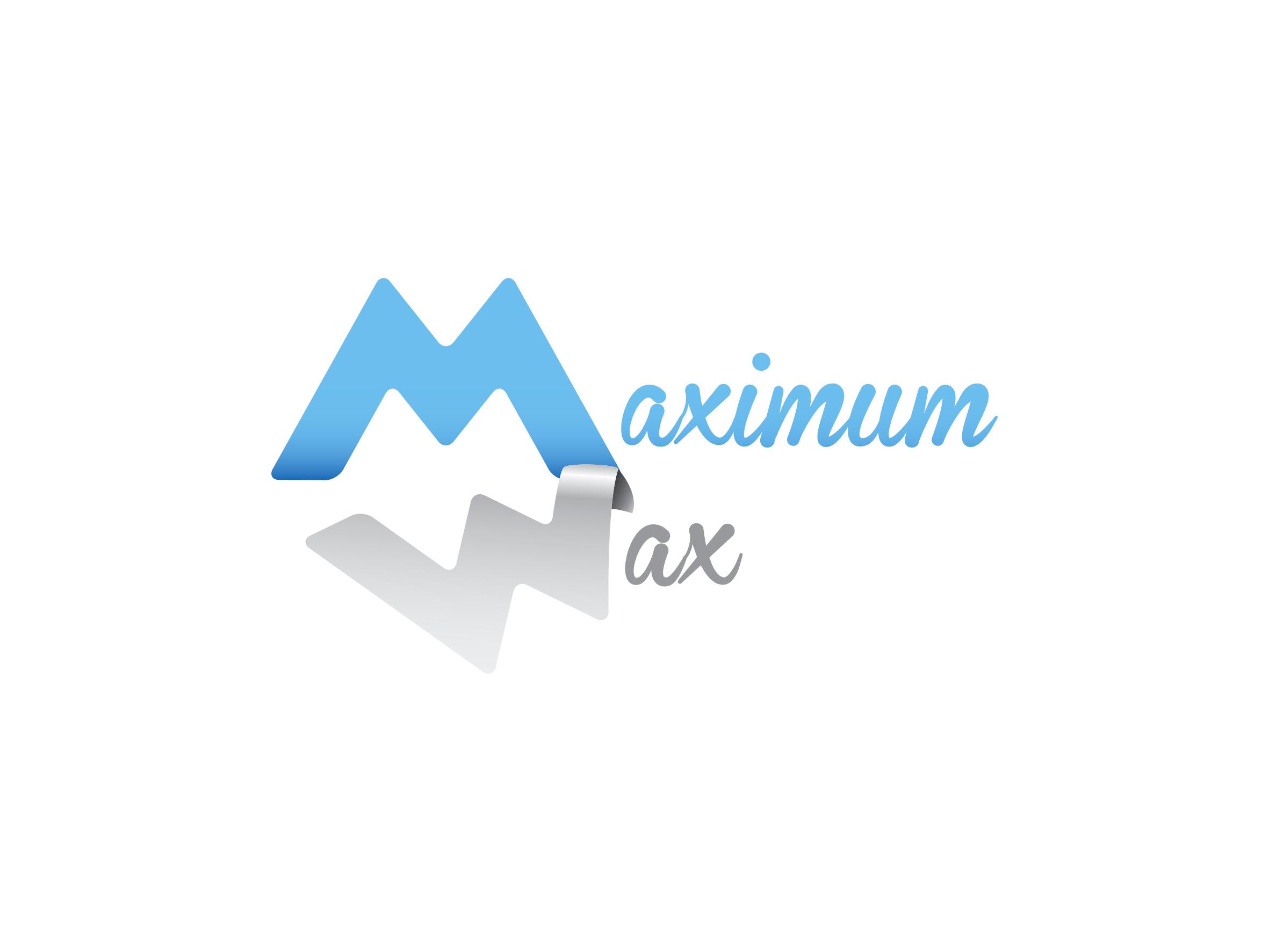 maximum wax leeds waxing logo design designed by Dakini Design Saltaire, Shipley, Bradford