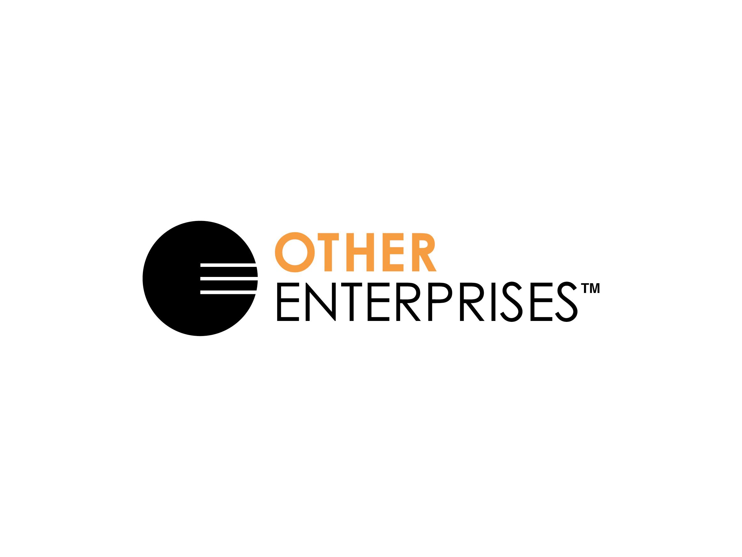 other enterprises logo design designed by Dakini Design Saltaire, Shipley, Bradford
