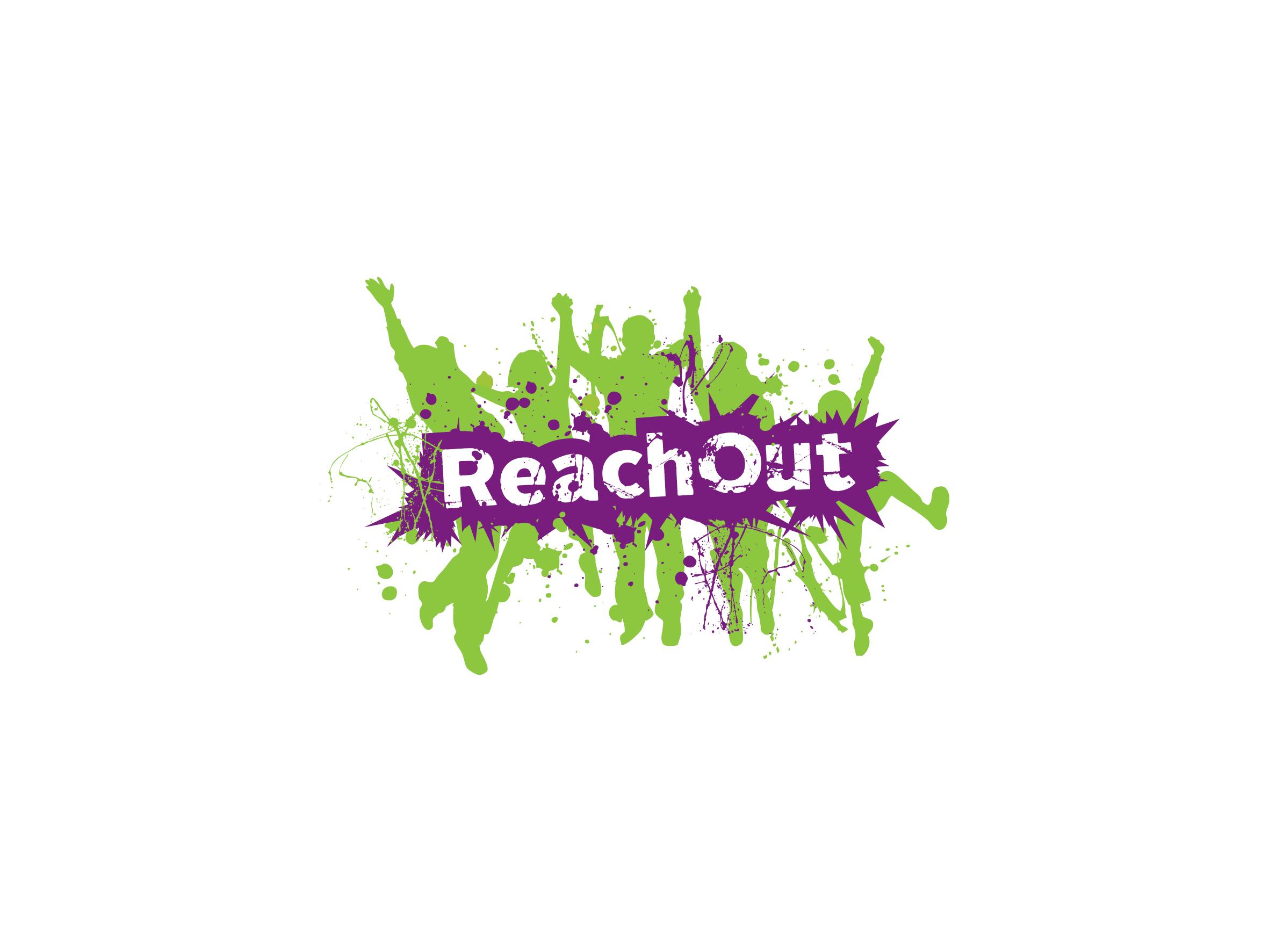 reach out rotherham barnardo's logo design designed by Dakini Design Saltaire, Shipley, Bradford