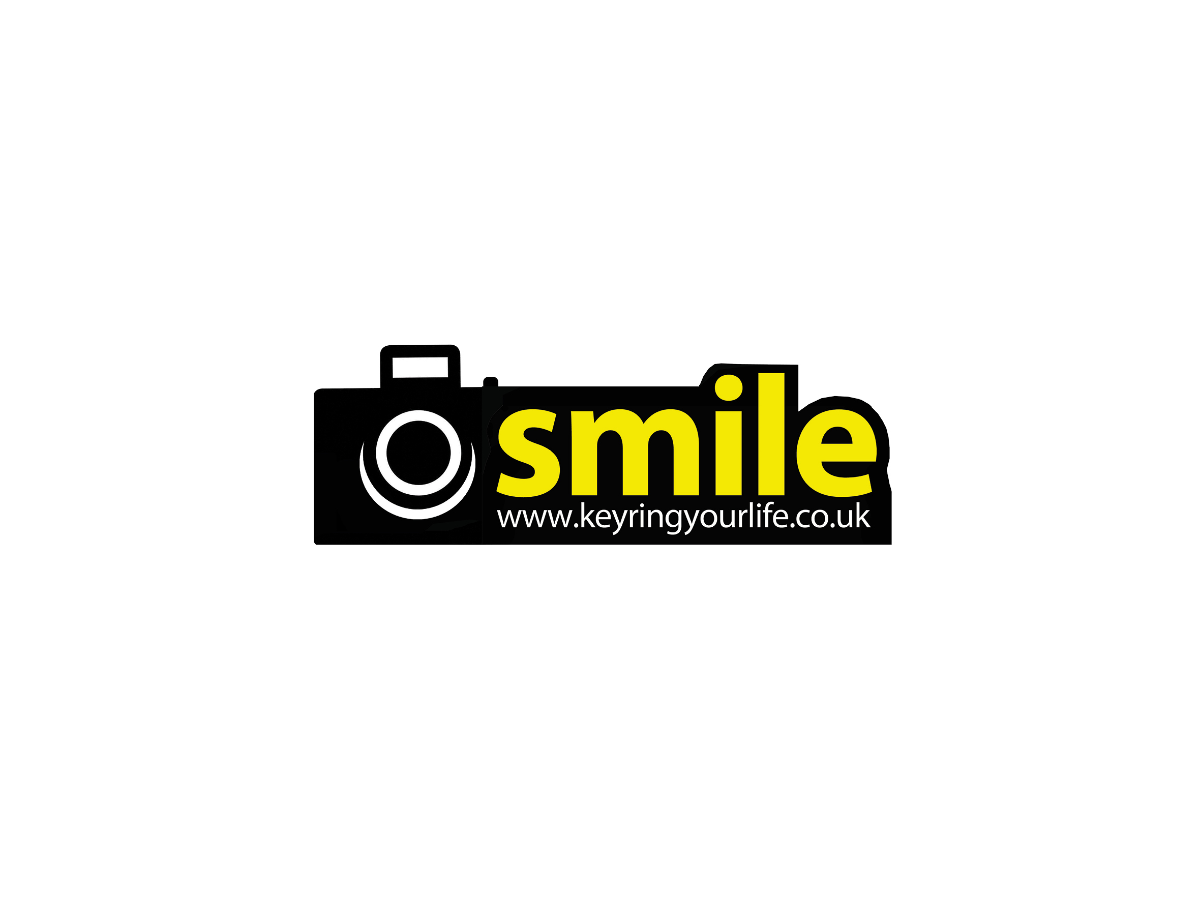 smile photography logo design designed by Dakini Design Saltaire, Shipley, Bradford